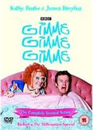 Gimme  Gimme  Gimme - The Complete Second Series