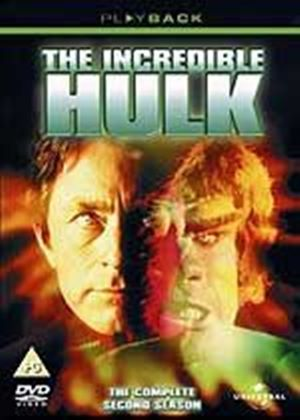 Incredible Hulk - Series 2 - Complete