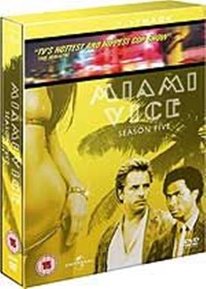Miami Vice - Series 5