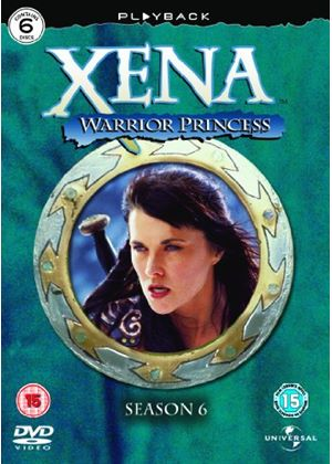 Xena - Warrior Princess - Series 6 - Complete