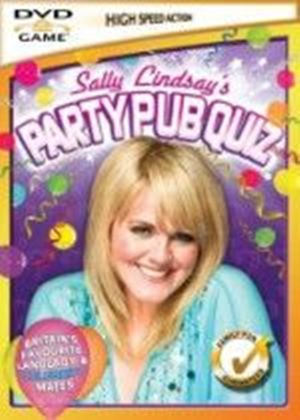 Sally Lindsay Pub Quiz DVD Game (DVDi)