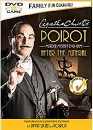 Poirot - After The Funeral Murder Mystery DVD Game [Interactive DVD]