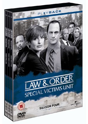 Law and Order - Special Victims Unit: Season 4