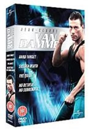 Van Damme Collection - No Retreat  No Surrender / The Quest / Hard Target / Sudden Death