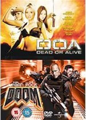 Doa - Dead Or Alive / Doom