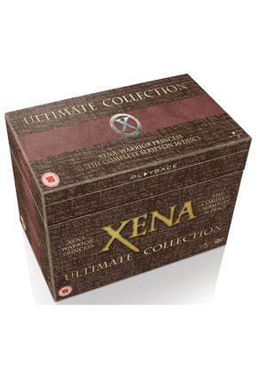 Xena Warrior Princess - The Ultimate Collection