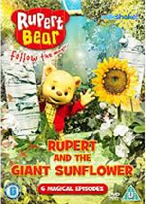 Rupert the Bear: Rupert and the Giant Sunflower