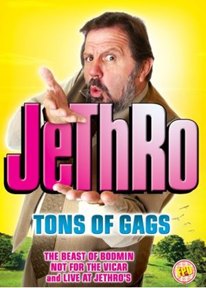 Jethro - Tons Of Gags - The Beast Of Bodmin / Not For The Vicar / Live At Jethros