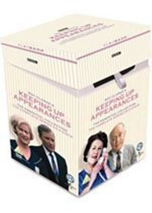 Keeping Up Appearances - The Essential Collection - Series 1 - 5 - Complete