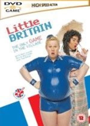 Little Britain - The Only Game In the Village - DVD Game (DVDi)