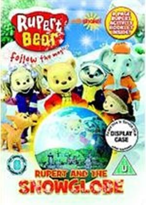 Rupert The Bear Vol 2 - Rupert And The Snow Globe