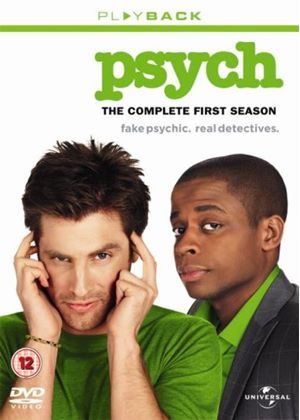 Psych - Series 1 - Complete