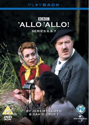 Allo Allo: Series 6 and 7 (1991)