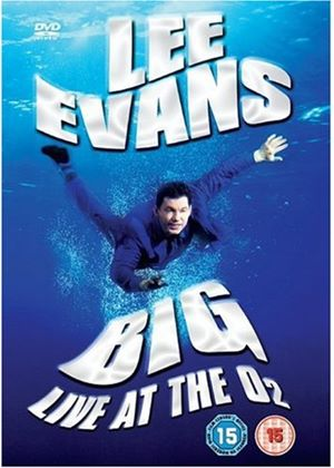 Lee Evans - Big - Live At The O2
