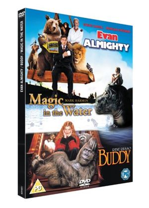 Evan Almighty / Buddy / Magic In The Water
