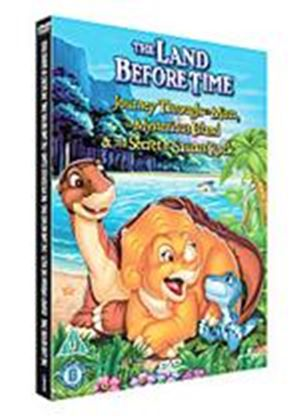 Land Before Time 4 - Journey Through The Mists / The Land Before Time 5 - The Mysterious Island / The Land Before Time 6 - The Secret Of Saurus Rock