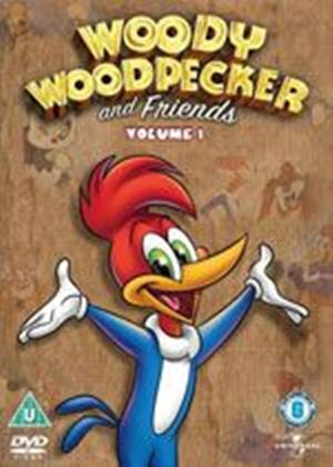 Woody Woodpecker And His Friends Vol. 1
