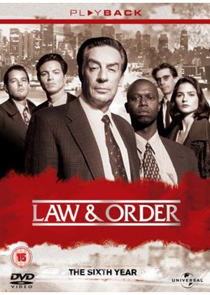 Law and Order: Season 6