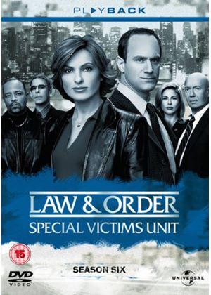 Law and Order - Special Victims Unit: Season 6