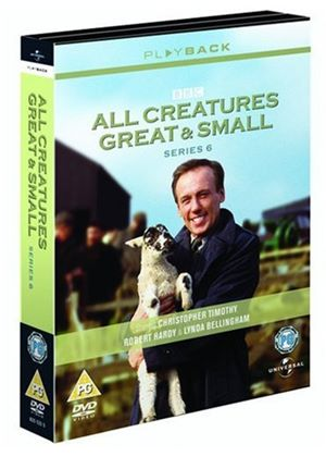 All Creatures Great And Small - Series 6 - Complete