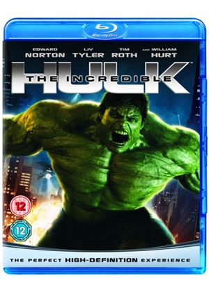 The Incredible Hulk (2008) (Blu-Ray)