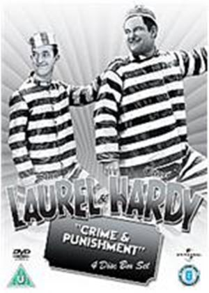Laurel And Hardy - Crime And Punishment Collection