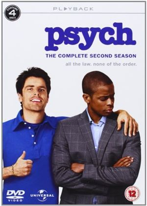 Psych - Season 2 - Complete