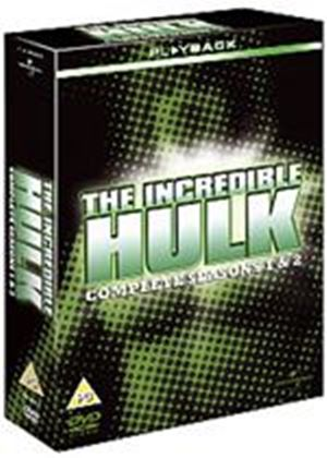 Incredible Hulk - Series 1 And 2 - Complete