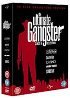 Ultimate Gangster Collection (American Gangster, Scarface, Casino, Carlito's Way, and Mean Streets)