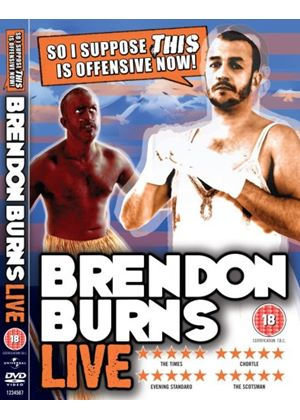 Brendon Burns - So I Suppose This Offensive Now
