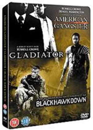 American Gangster / Gladiator / Black Hawk Down