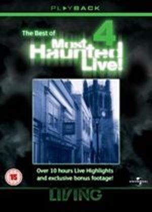 Best of Most Haunted Live Volume 4
