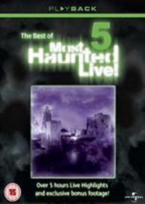 Best of Most Haunted Live Volume 5