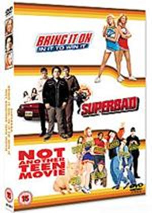 Superbad / Not Another Teen Movie / Bring It On - In It To Win It