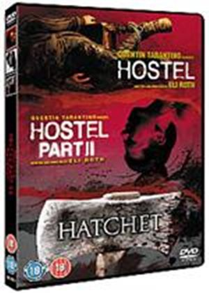 Hostel / Hostel Part 2 / Hatchet