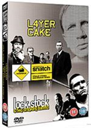 Layer Cake / Snatch / Lock  Stock And Two Smoking Barrels