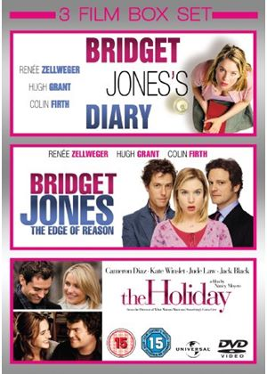 Bridget Joness Diary / Bridget Jones - The Edge Of Reason / The Holiday