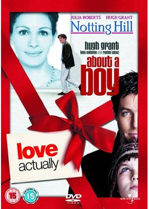About A Boy / Love Actually / Notting Hill