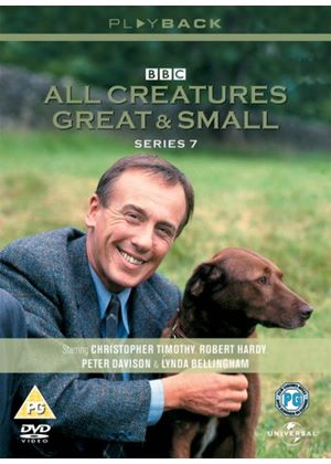 All Creatures Great And Small - Series 7 - Complete