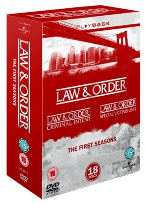 Law and Order: The First Seasons