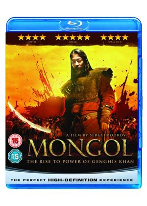 Mongol - The Rise To Power Of Genghis Khan (Blu-ray)