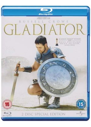 Gladiator (2 Disc Special Edition) (Blu-Ray)