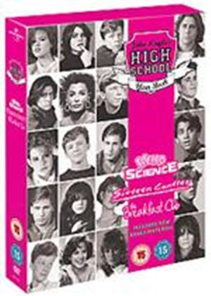 John Hughes High School Year Book - Weird Science / Sixteen Candles / The Breakfast Club