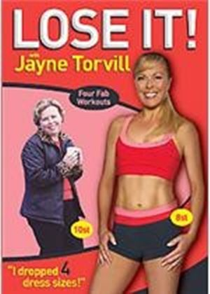 Jayne Torvill - Lose It!