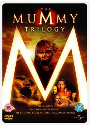 The Mummy / The Mummy Returns / The Mummy - Tomb Of The Dragon Emperor [Steelbook Version]