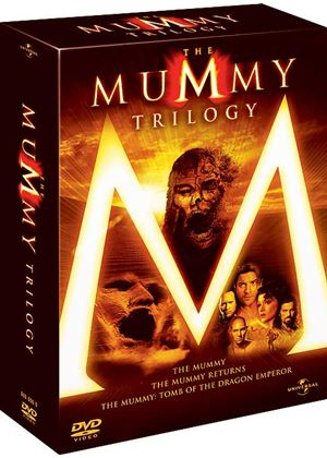 The Mummy / The Mummy Returns / The Mummy - Tomb Of The Dragon Emperor