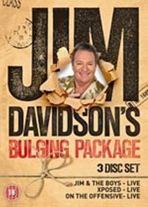 Jim Davidson - Jim Davidson's Bulging Package - On The Offensive / X-posed / And The Boys