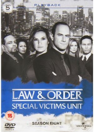 Law And Order: Special Victims Unit - Season 8 - Complete