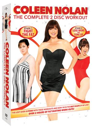 Coleen Nolan: The Complete Workout