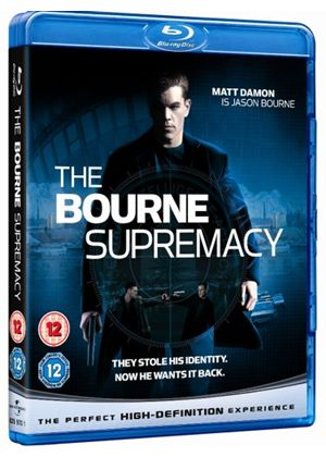 Bourne Supremacy (Blu-Ray)